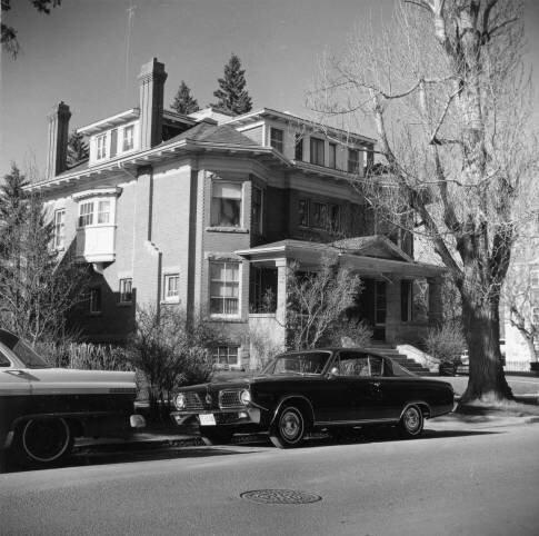 Berkinshaw Residence, 1966