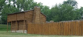 Fort Harrod exterior