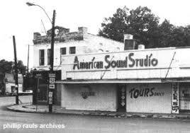 American Sound Studio. Photo: Obscure Memphis