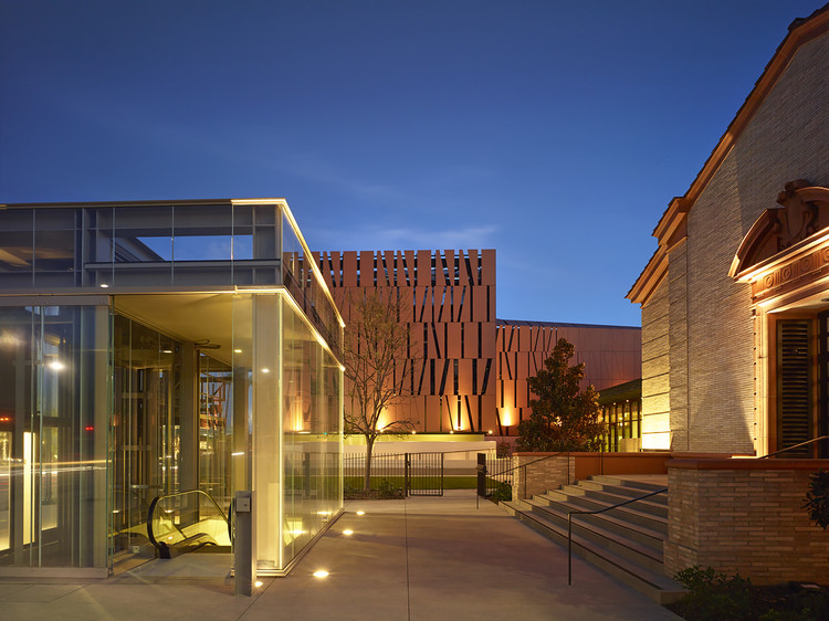 The Wallis Annenberg Center for the Performing Arts, known as The Wallis