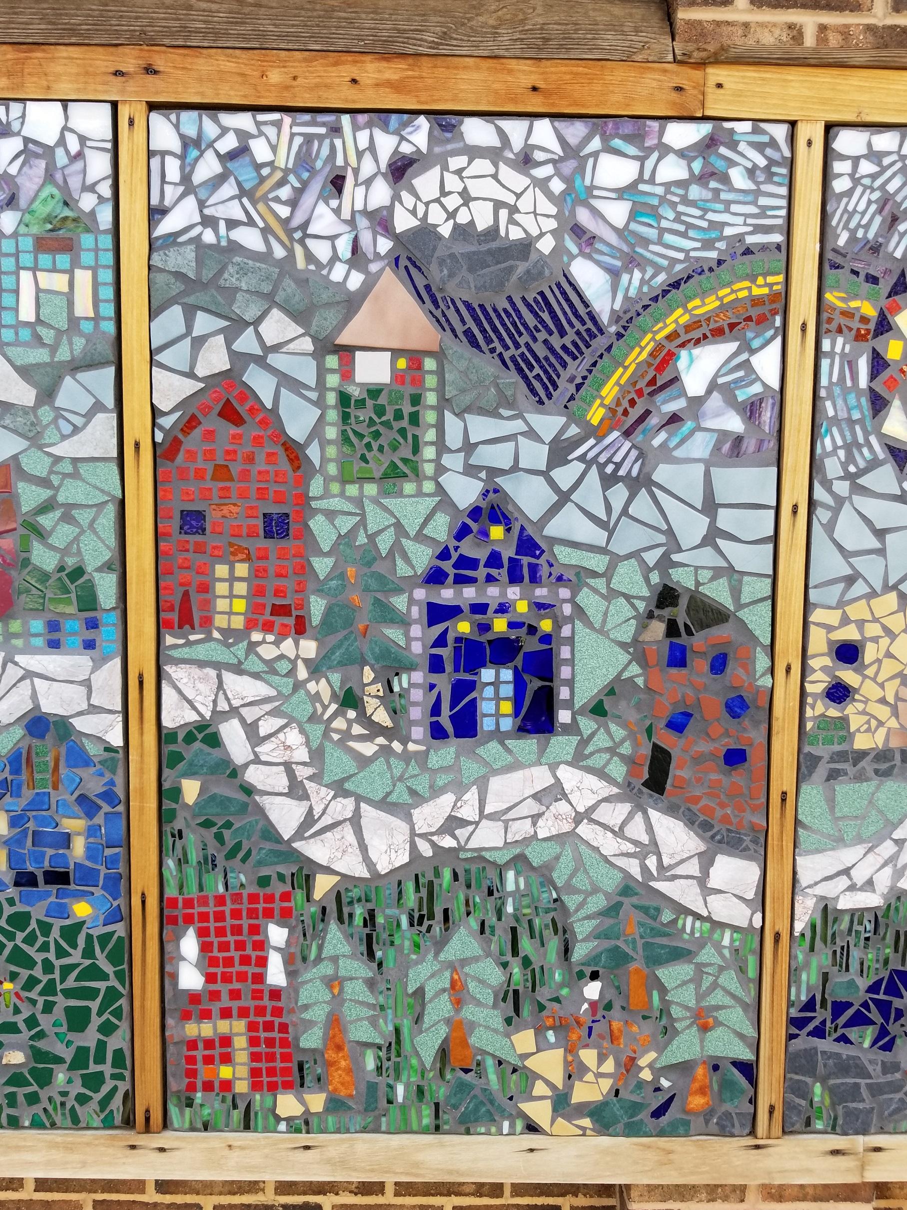 Detail of panel 3.