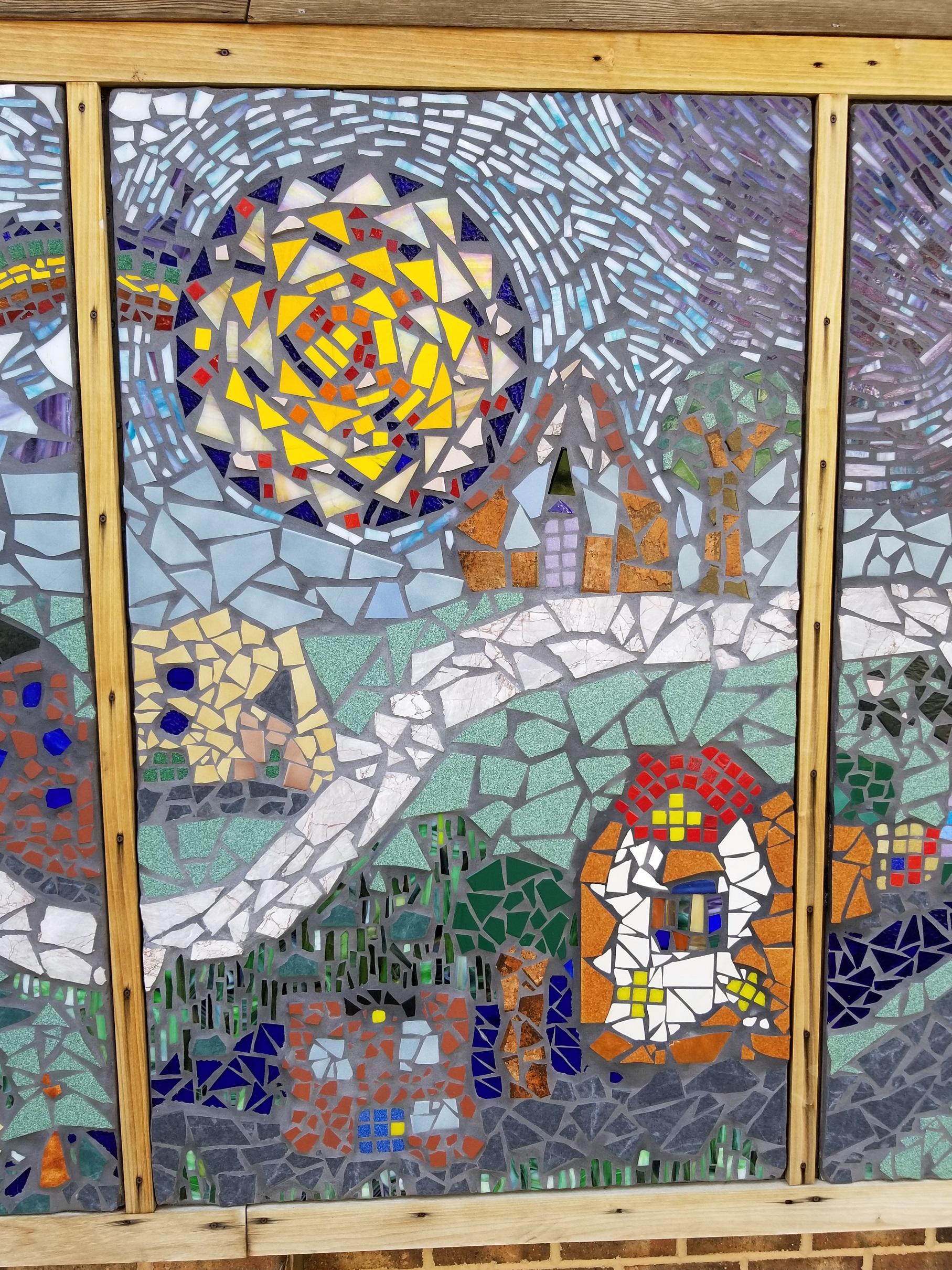 Detail of panel 4.
