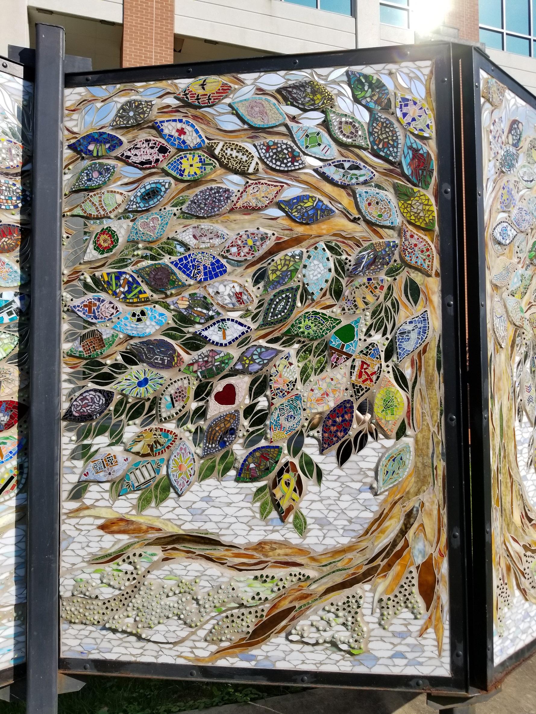 Detail of panel 2.