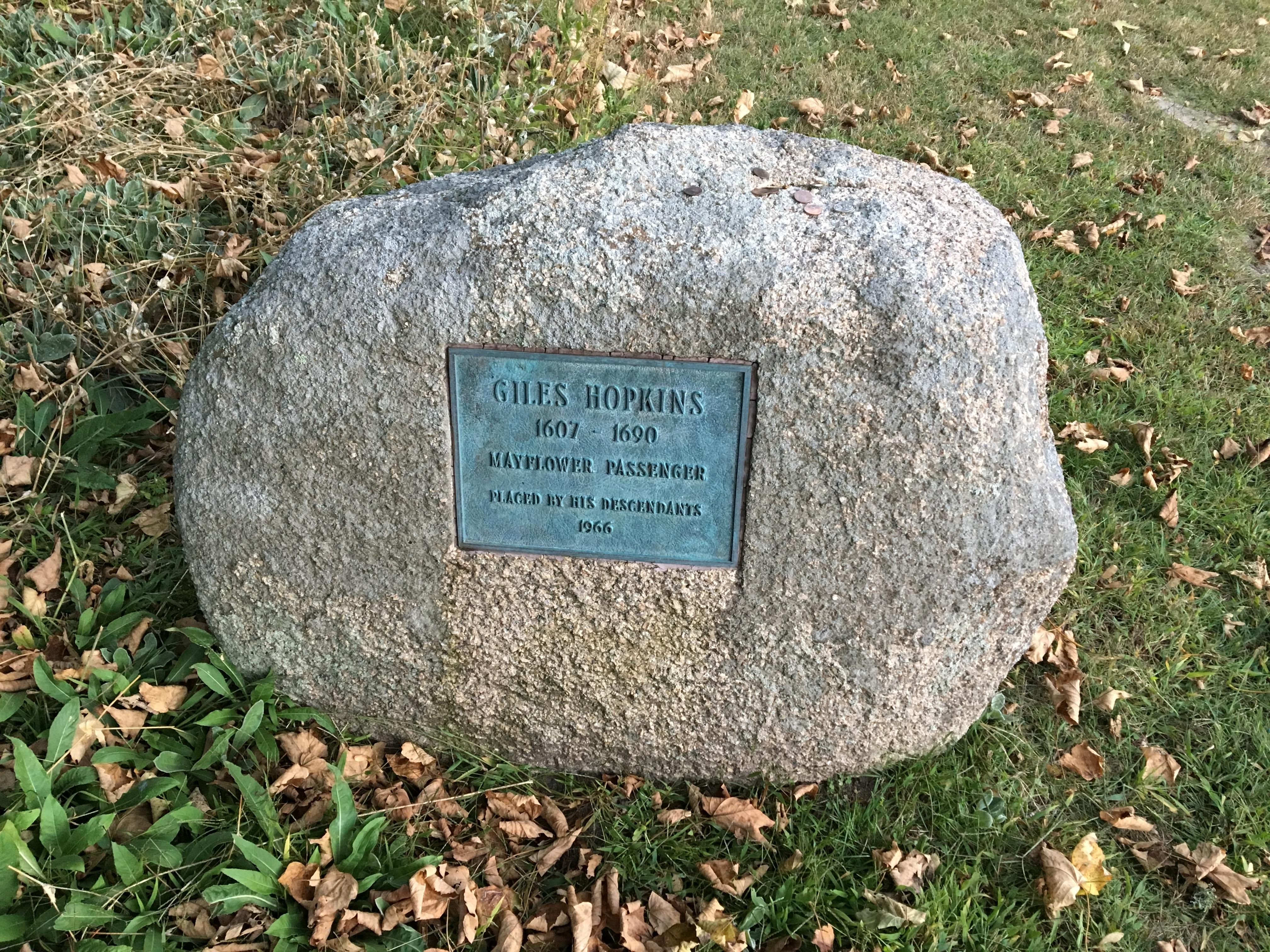 Giles Hopkins Memorial