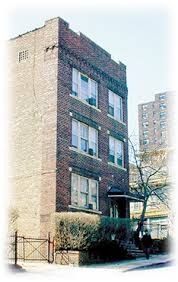 Effa Manley's lived at this former building on Newark's Crawford Street which is now home to a charter school