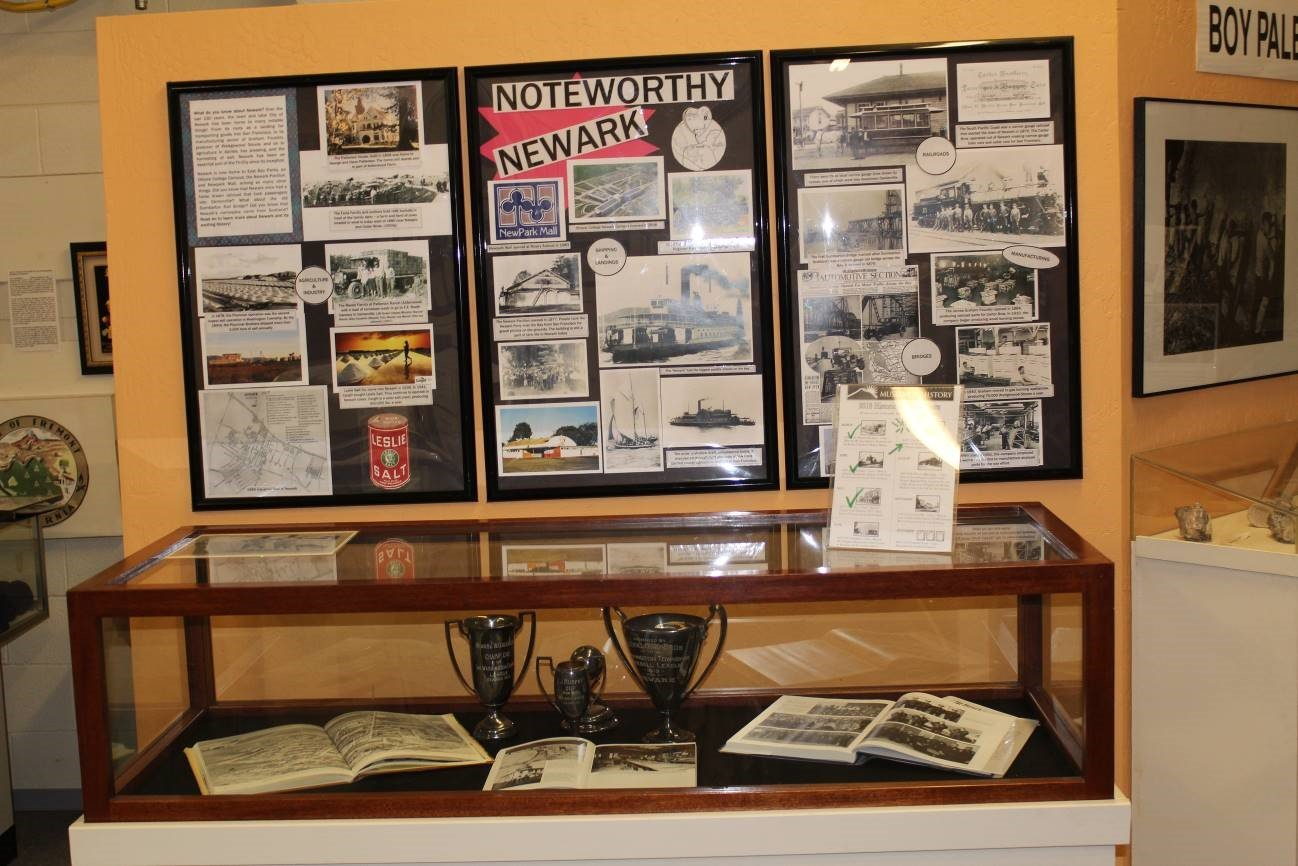 Newark Exhibit