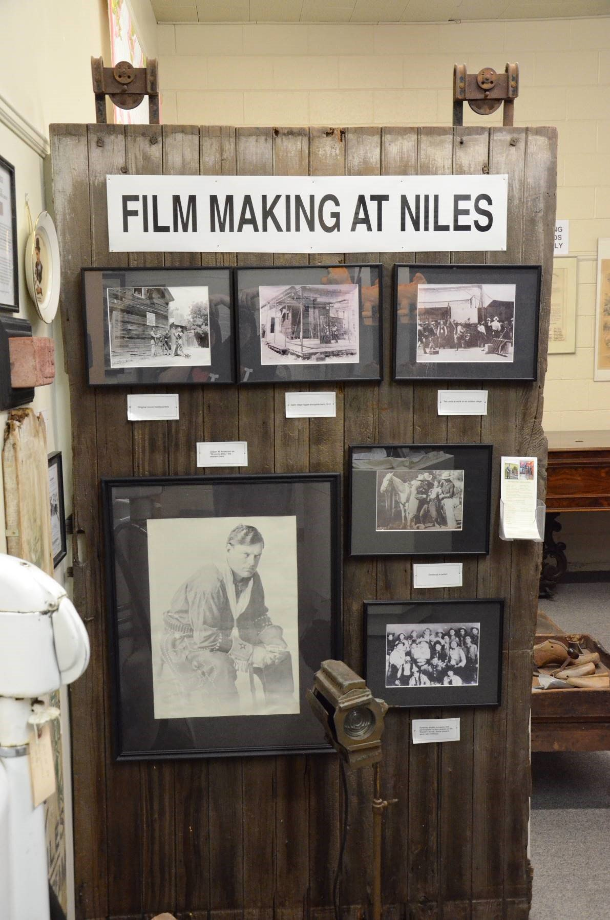 Niles Film Exhibit