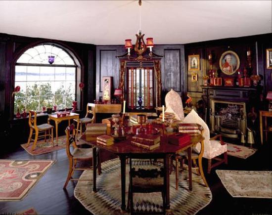 Beauport interior