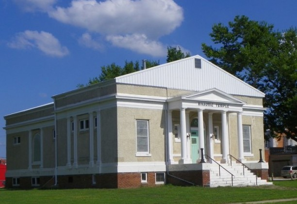 Temple of Honor Military Museum Nemaha County Historical Society