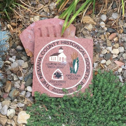 Nemaha County Historical Society logo