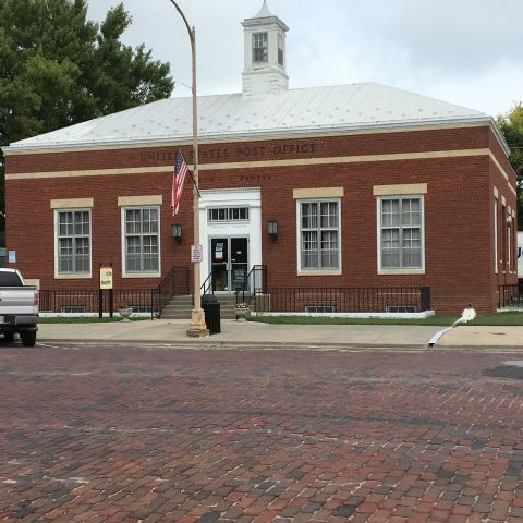 City of Seneca (KS) Post Office Building