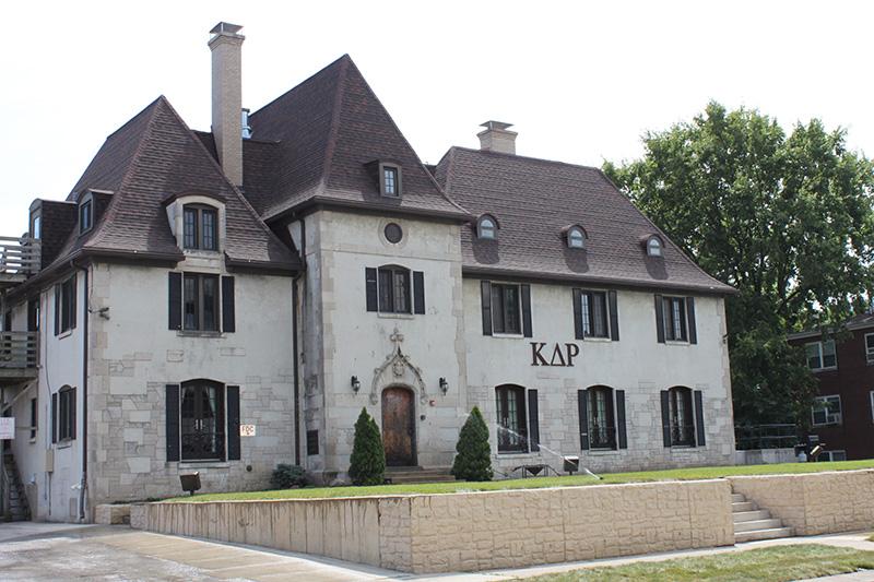 Kappa Delta Rho Fraternity House