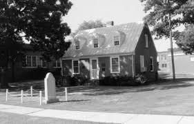 Virginia Randolph's Cottage, circa 1970s