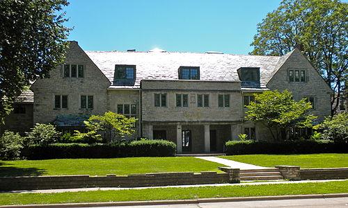 Phi Delta Theta Fraternity House