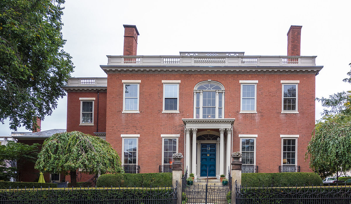 2012 Photo of the Candace Allen House