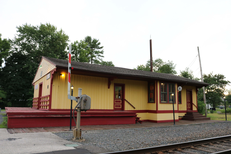 Long-A-Coming Depot/Berlin Railroad Station, 2018