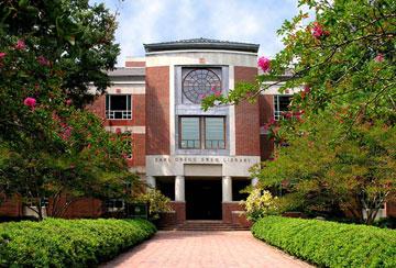 Earl Gregg Swem Library, 2007