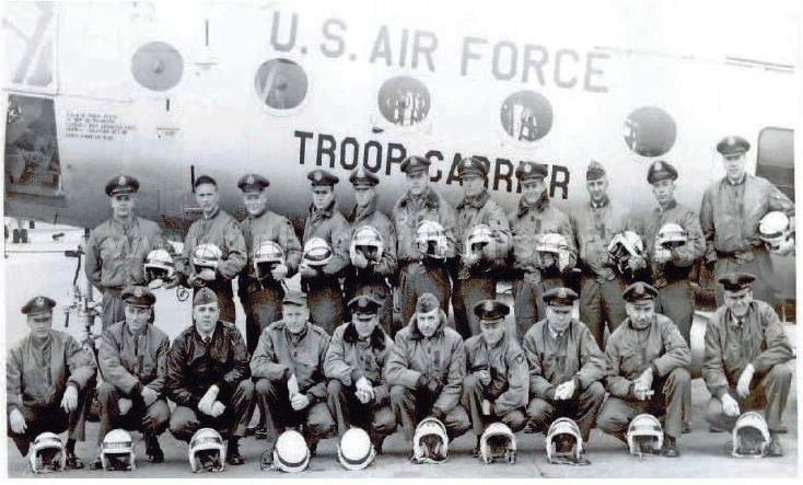 troop carrier pilots courtesy of Susan Harber