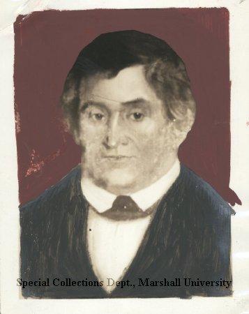 Portrait of William Buffington
