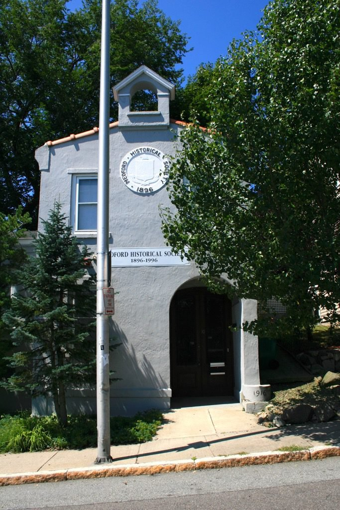 Medford Historical Society & Museum (image from Freedom's Way National Heritage Area)