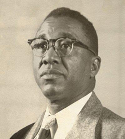 "A. Quinn Jones earned the nickname ""Prof."""