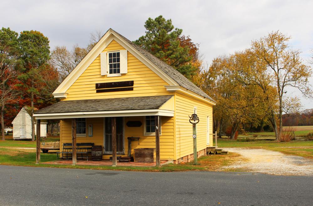 The Bucktown Village in present day.