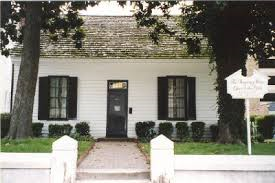 The Magevney House was constructed in the mid-1830s.