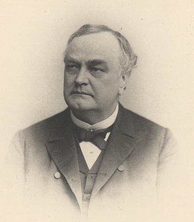 Silas M. Clark (1834-1891) spent most of his life living in and serving Indiana as a teacher, lawyer, politician and judge.