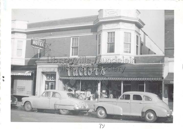 Factor's, 1957