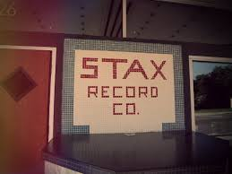 Sign that was in the original Stax Record Company