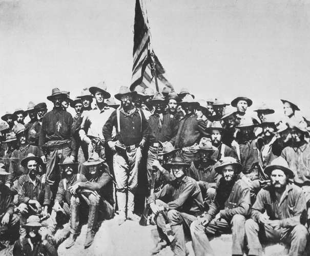 The United Guard: The Rough Riders