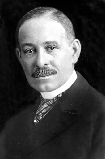 Dr. Daniel Hale Williams.