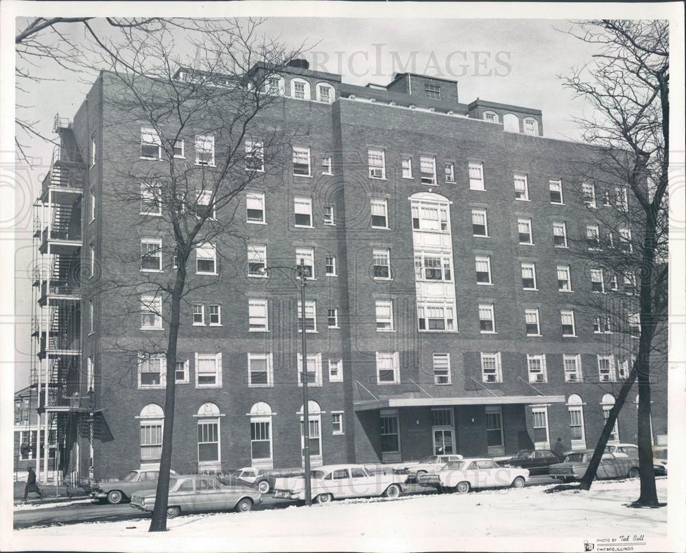 Founded by Dr. Williams, Provident Hospital (above) in Chicago, was one of the nations first racially integrated medical facilities.