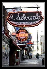 A. Schwab's General Store