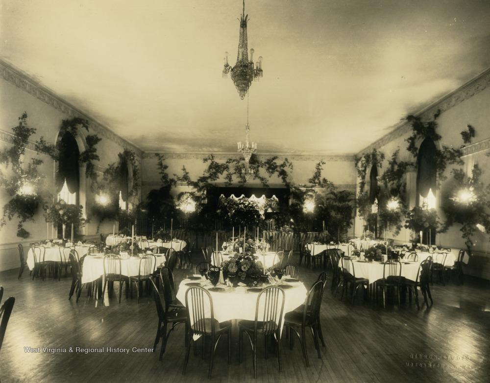 Image of the original ballroom