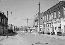 Beale Street, 1974