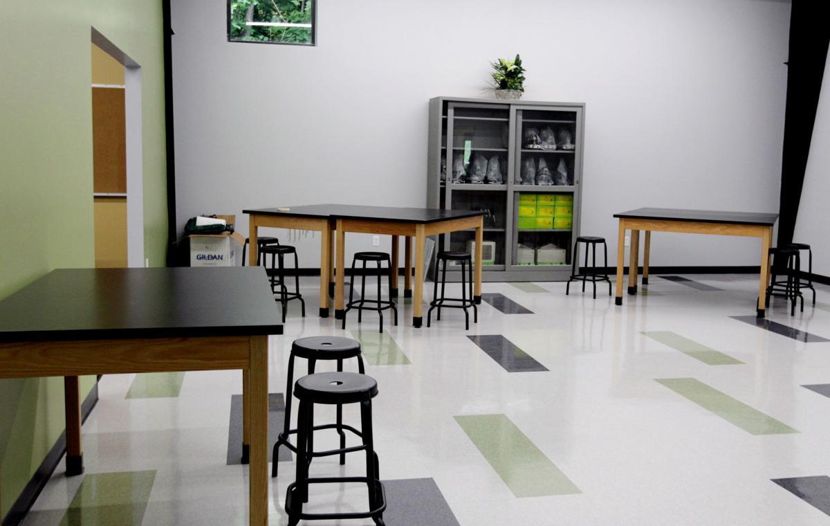 Biology Classroom - 2017