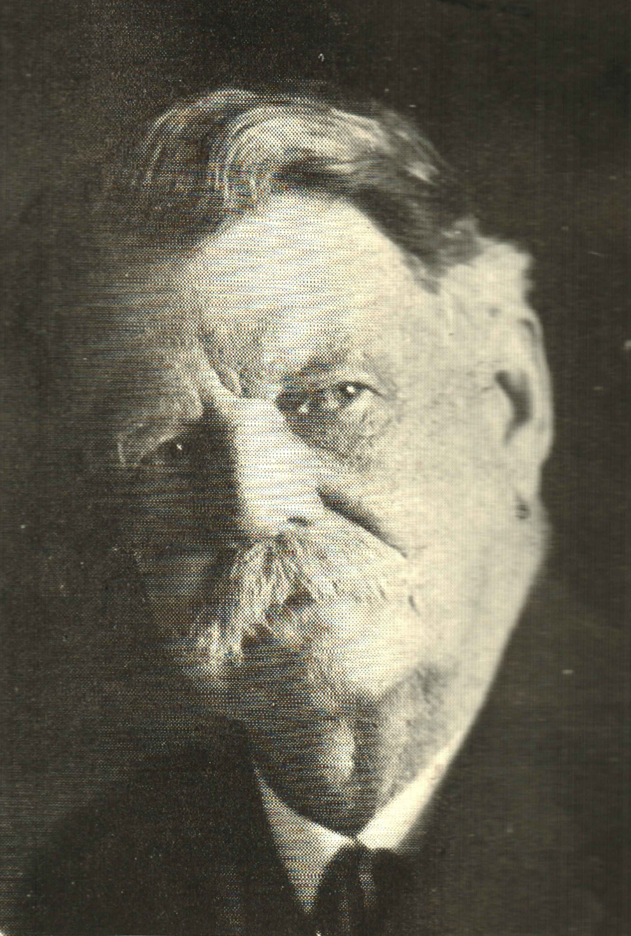 S. Floyd Hoard was instrumental in organizing the Ceredo bank, sold land for the building, designed the building himself, and served as the bank president for over thirty years. Image courtesy of the Ceredo Historical Society Museum.