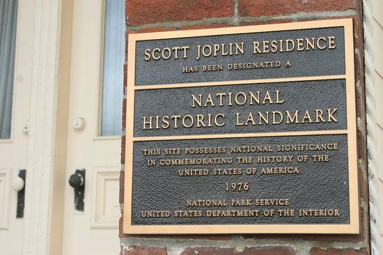 Historic plaque