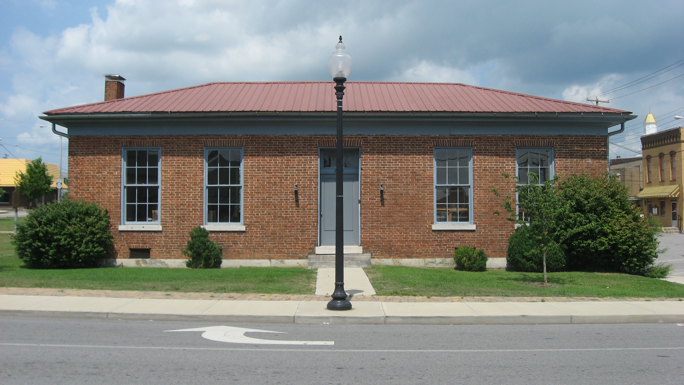Old Taylor County Clerk's Office