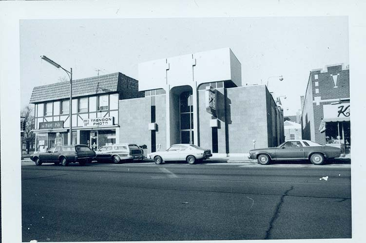 507 N. Milwaukee Avenue, circa 1975