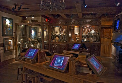 Interactive Rogues Tavern. Credit: St. Augustine Pirate and Treasure Museum