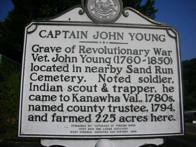 Captain John Young Historical Marker