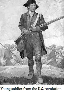 Captain John Young, was a soldier and naval captain in the American Revolution.