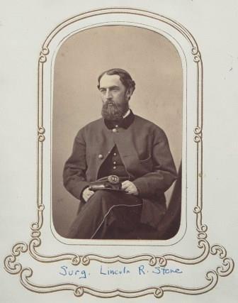 Lincoln R. Stone.