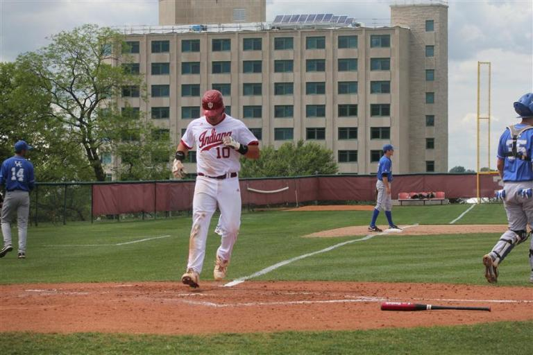 Kyle Schwarber at Sembower Field