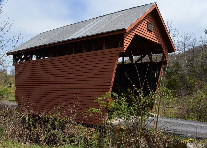 Laurel Creek Covered Bridge