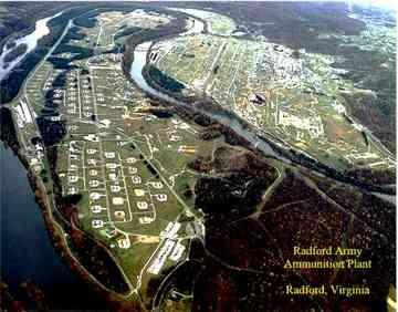 Radford Plant Overview
