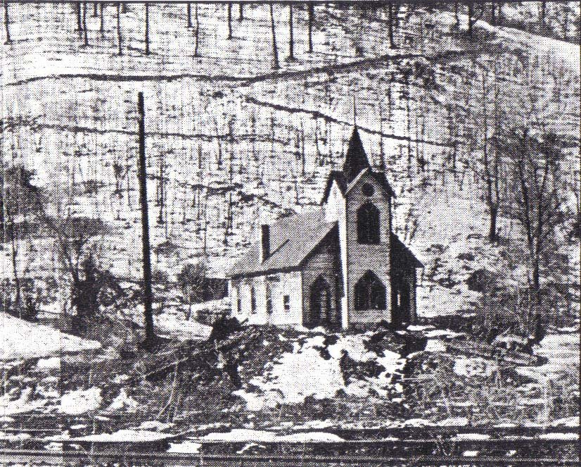 The Glen Alum Community Church.
