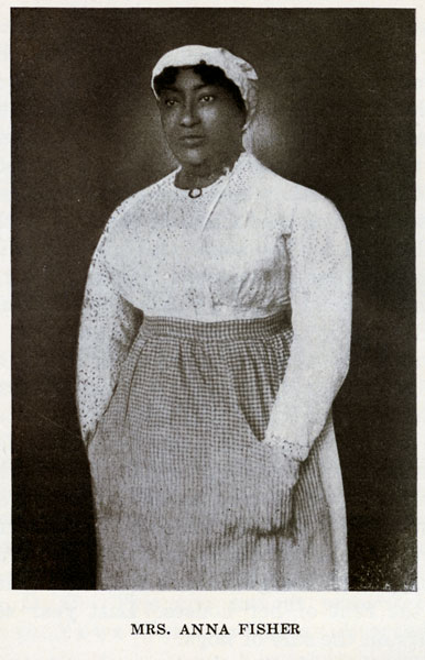 The daughter of former slaves, Annie Fisher built a substantial business with a national reputation